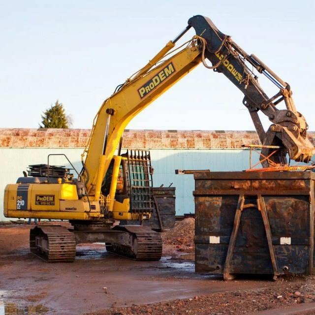 Demolition Contractors Nottingham