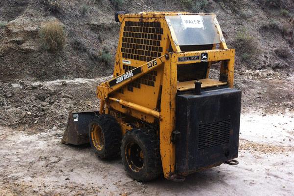 Bobcat Hire ProDEM