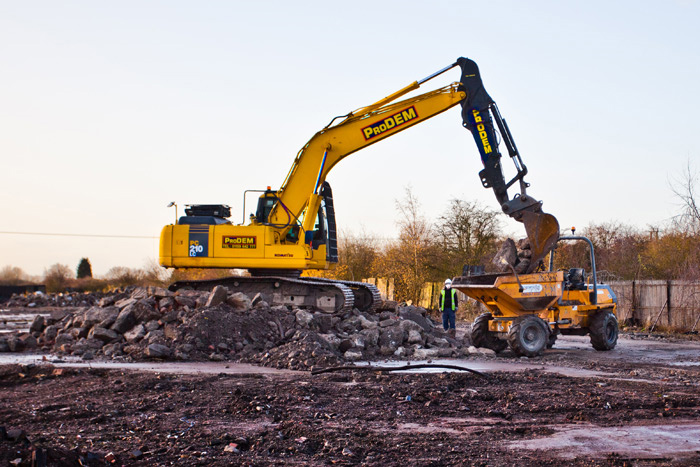 Benefits of Plant Hire in Nottingham