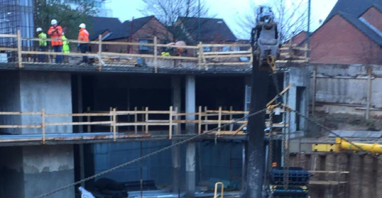 Soft Strip Demolition in Nottingham