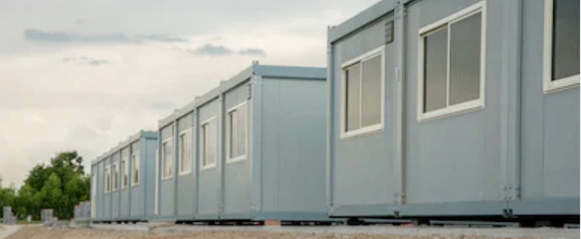 What are welfare units/cabins?