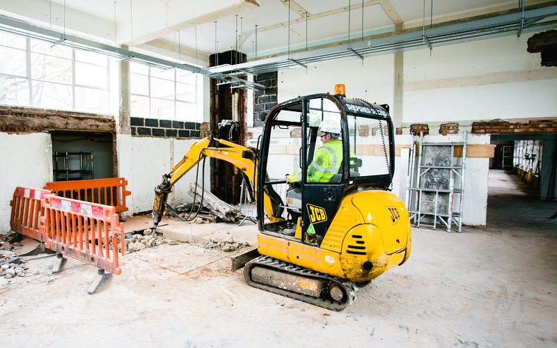 Commercial Asbestos Removal in Nottingham