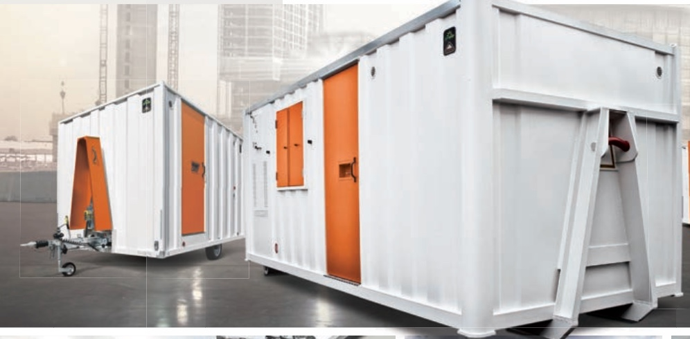 Portable Welfare cabins in Nottingham