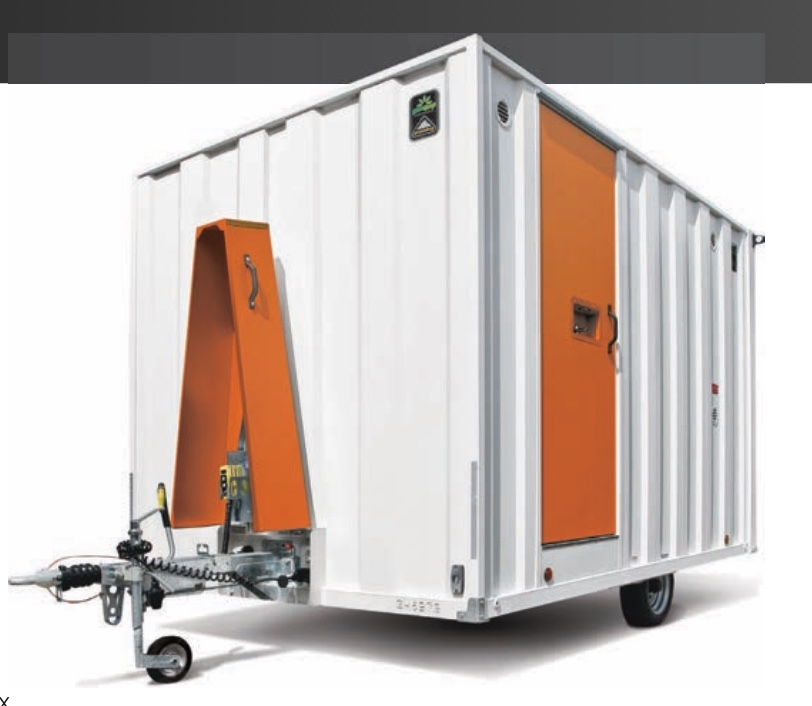 Welfare units in Leicester